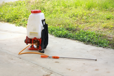 pest control: Sprayer Agricultural uses