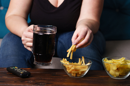 Overeating, sedentary lifestyle, alcohol addiction