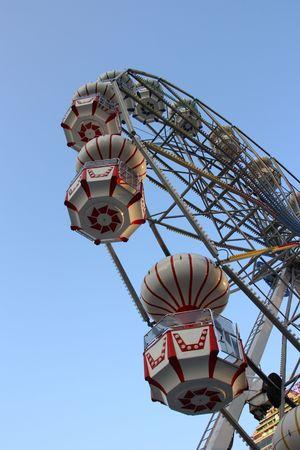 Ferris wheel, Thailand photo