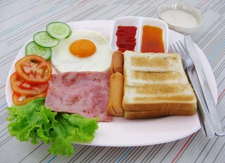hearty: Hearty Breakfast