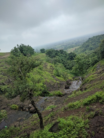 ananthagiri hills near hyderabad