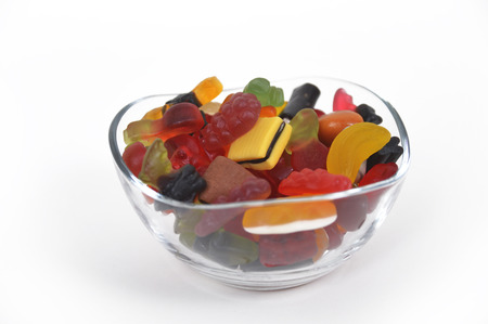 Jelly candys  Stock Photo