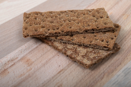 Dietary rye bread