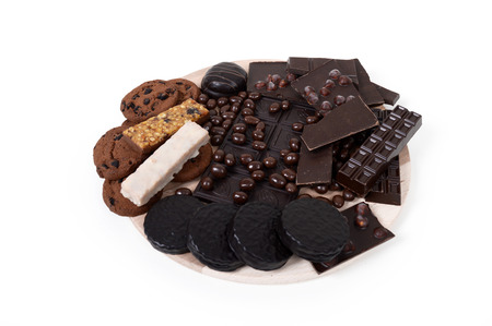 chocolate assortment photo