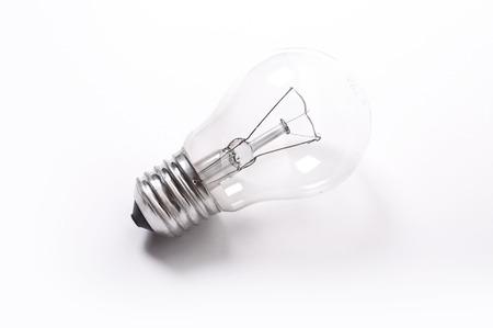 filament lamp Stock Photo