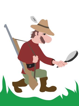 jacht  Stock Illustratie