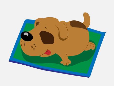 the watchman: sleeping dog