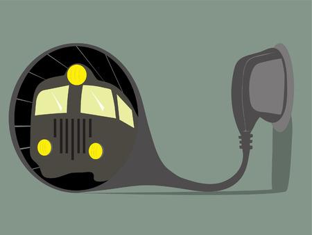 electricity Illustration
