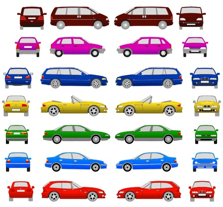 cars Stock Vector - 8423791