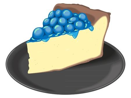 dessert Illustration
