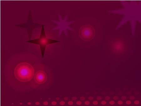 Bokeh Abstract Background Stock Vector - 10079218