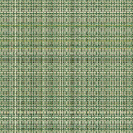 woollen: Vector seamless pattern. Pastel checkered background in green colors, fabric swatch samples texture of woolen. Series of Seamless Textures. Illustration