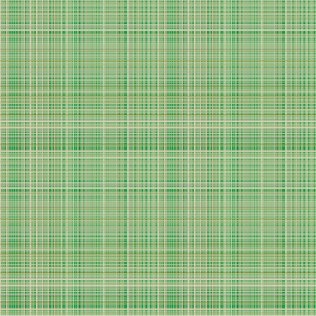 fabric swatch: Vector seamless pattern. Pastel checkered background in green colors, fabric swatch samples texture of linen cloth. Series of Seamless Textures.