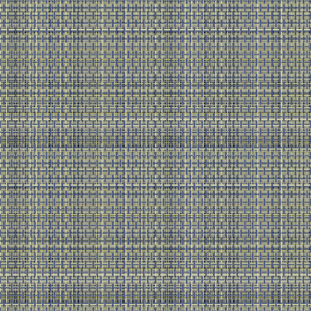 fabric swatch: Vector seamless pattern. Pastel checkered background in blue colors, fabric swatch samples texture of woolen. Series of Seamless Textures. Illustration