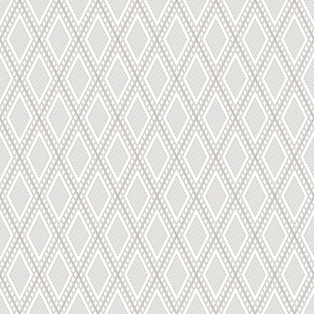 etnic: Vector decorative ornamental geometric pastel background with rhombus in gray colors. Series of Seamless Geometrical Ornamental Patterns. Illustration