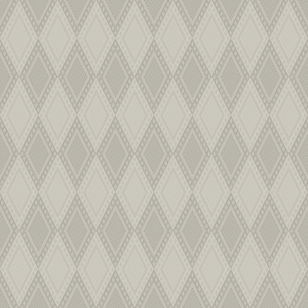 etno: Vector decorative ornamental geometric pastel background with rhombus in gray colors. Series of Seamless Geometrical Ornamental Patterns. Illustration
