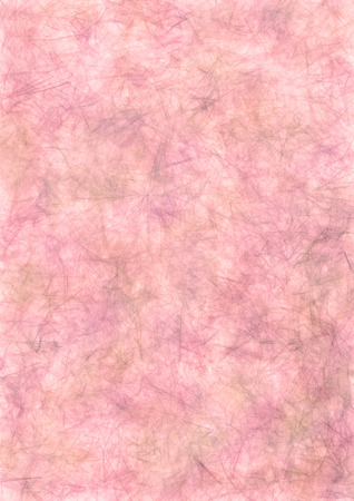 cramped: Abstract drawn crumpled watercolor background in pink colors. Effect of crumped old paper. Vintage design. A4 size format. Series of Watercolor, Oil, Pastel, Chalk and Inc Backgrounds. Stock Photo