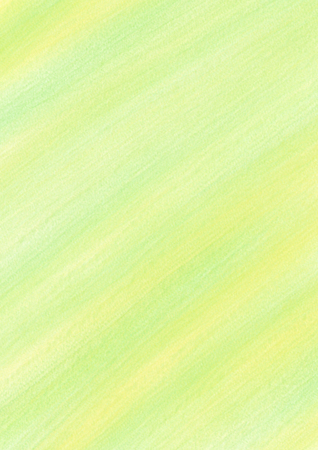 inc: Pastel background with brushstrokes in yellow and green colors. Series of Watercolor, Oil, Pastel, Chalk and Inc Backgrounds.