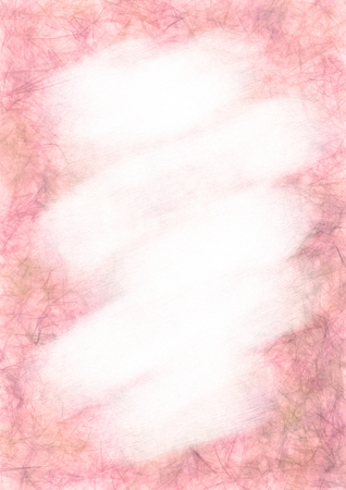 paper forms: Pastel drawn background with brushstrokes. Crumpled old paper. Blank for letter or greeting card. A4 size format. Series of Watercolor, Oil, Pastel, Chalk, Inc Backgrounds and Cards, Blanks and Forms.