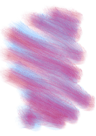 blanks: Pastel drawn textured background with brushstrokes in violet colors.Template for letter or greeting card.A4 size format.Series of Watercolor,Oil,Pastel,Chalk,Inc Backgrounds and Cards, Blanks, Forms.