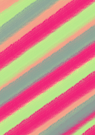 inc: Pastel colorful drawn abstract background with diagonal brushstrokes in blue, pink and green colors. A4 size format. Series of Watercolor, Oil, Pastel, Chalk and Inc Backgrounds.
