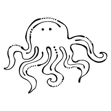 Großzügig Baby Oktopus Malvorlagen Zeitgenössisch ...