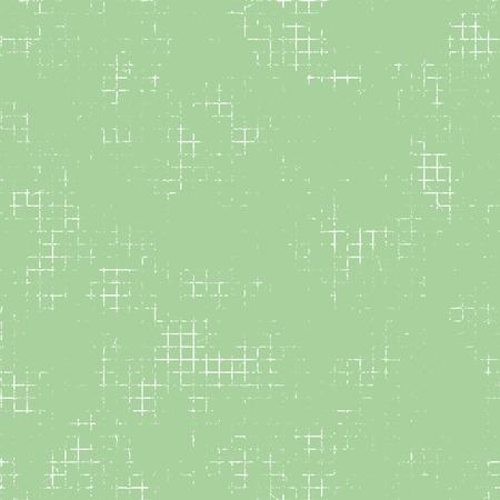 green grunge background: Seamless vector texture. Green Grunge background with attrition, cracks and ambrosia. Old style vintage design. Graphic illustration. Illustration