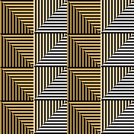 crankle: Seamless vector abstract pattern. symmetrical geometric repeating background with decorative rhombus, triangles. Simle graphic design for web backgrounds, wallpaper, wrapping, surface, fabric