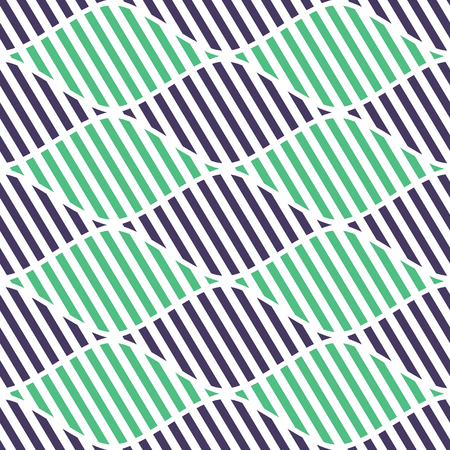 crankle: Seamless vector abstract pattern. symmetrical geometric repeating background with decorative rhombus. Simle graphic design for web backgrounds, wrapping, surface, fabric Illustration