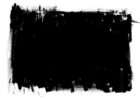 Vector background. Template, frame, old style vintage design. Graphic illustration. Black and white grungy textured background with attrition, cracks and ambrosia