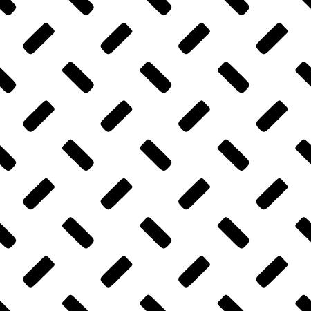 Motif géométrique vectorielle continue avec des éléments décoratifs dessinés à la main. Conception graphique, illustration de dessin. Impression pour tissu, textile, papier peint, emballage, emballage. Style doddle,