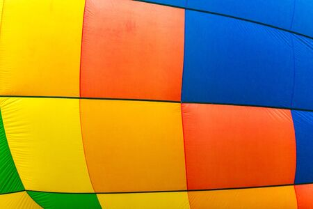 part of a multi-colored balloon surface and capture Фото со стока