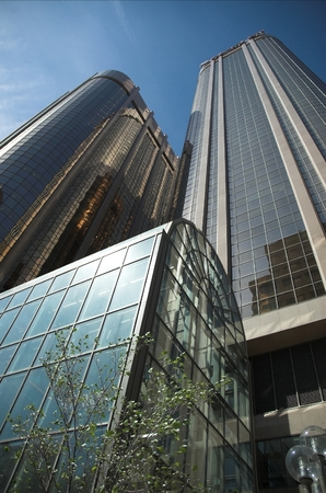 towering: Rascacielos m�s altos Calgary Alberta Canad�.