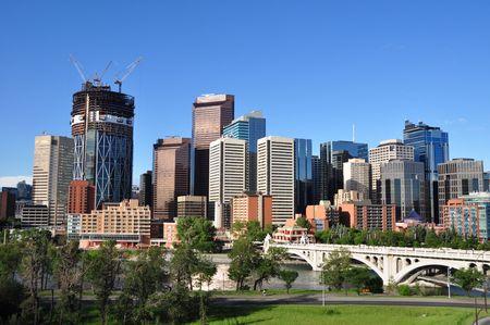 City of Calgary Skyline photo