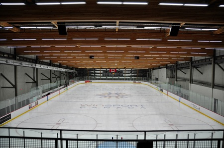 Winsport Ice Rink