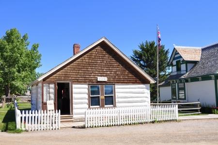 Heritage Park Historical Village, Calgary, Canada. Stock Photo - 14818760