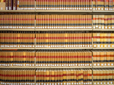 legal books: Law Library - Old Law Books