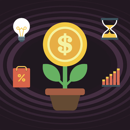 grow money: Grow bussines