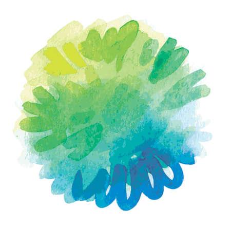 watercolour: Watercolour banner