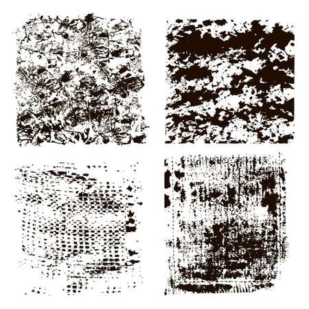 texture: Vector illustration grunge texture Illustration