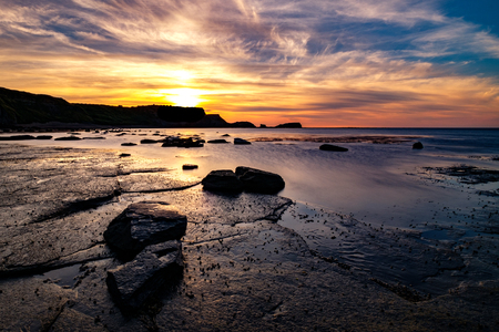 Saltwick Bay, Whitby, North Yorkshire