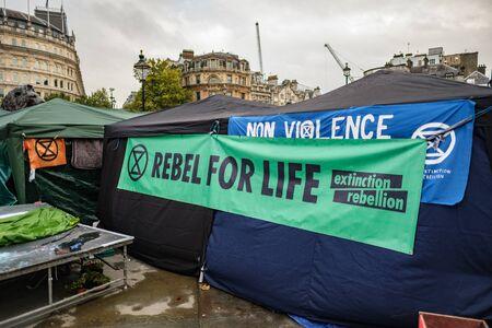 Rebel For Life, Extinction Rebellion, Trafalgar Square