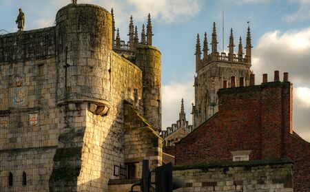 York Minster and the City Walls