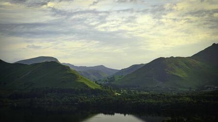 The View Across Derwentwater, Lake District