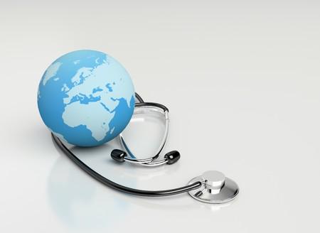 hospital stress: Global healthcare