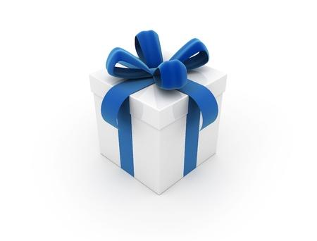 Coffret cadeau blue