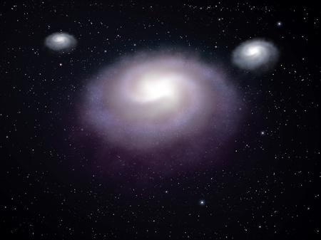 Great Andromeda Galaxy  photo