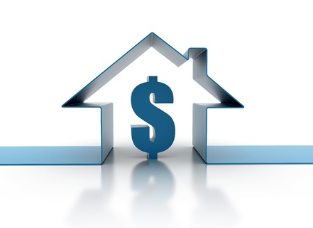 house exchange: House loan cost illustration