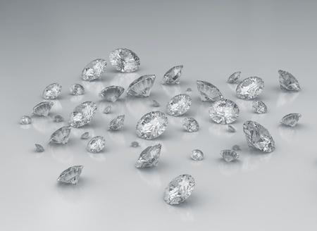 Diamonds group photo