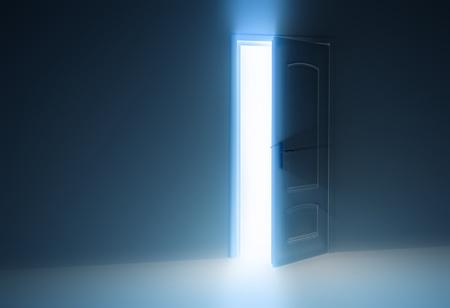 abriendo puerta: Soñar a escena la otra abertura de la puerta lateral